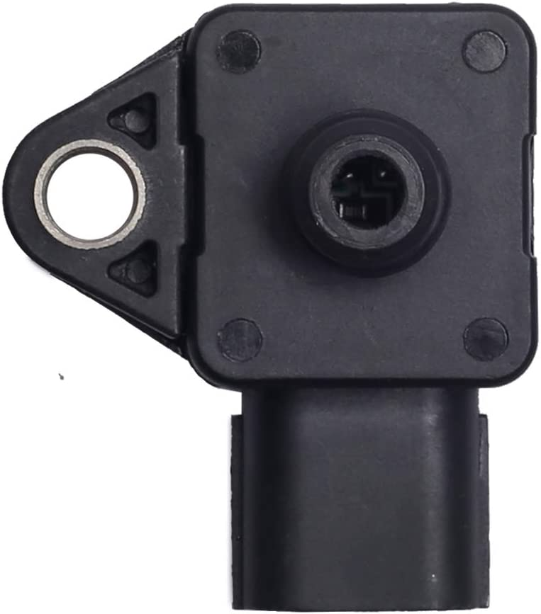 Saturn Vue CENTAURUS Manifold Intake Air Pressure Sensor Map Sensor Replacement for Honda Civic CR-V CRV Accord Element Pilot Odyssey 37830-PGK-A01 079800-5410 EC7024 145-792 Acura MDX TSX RSX TL