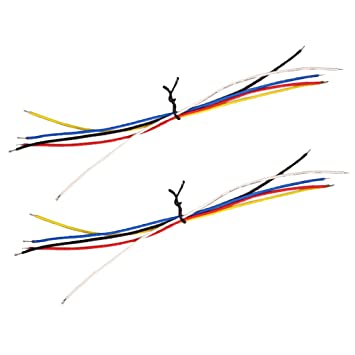 MagiDeal 10 Pedazos Sistema de Circuito Interno de 19 cm Conexión por Cable de Guitarra Eléctrica: Amazon.es: Instrumentos musicales