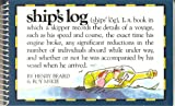 Ship's Log, Henry Beard and Roy McKie, 0894805746