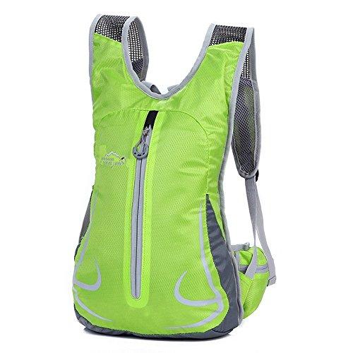 Hongrun Outdoor riding double shoulder bag lightweight waterproof wear tourist cycling common riding packages between men and women.