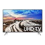 Samsung Electronics UN82MU8000 82-Inch 4K Ultra HD Smart LED TV (2017 Model)