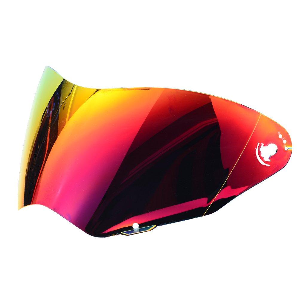 Dual Sport Helmet by NENKI Full Face Motocross /& Motorcycle Helmets Dot Approved With Iridium Red Visor Attached Clear Visor NK-310 L, Matt Black /& Fluo Yellow