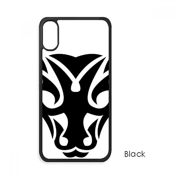 Amazon Constellation Taurus Zodiac Symbol For Iphone X Cases