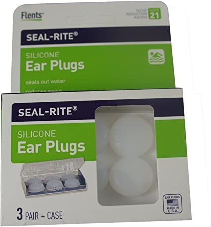 Amazon.com: Flents Seal-Rite Ear Plugs - 3 Pair: Health ...