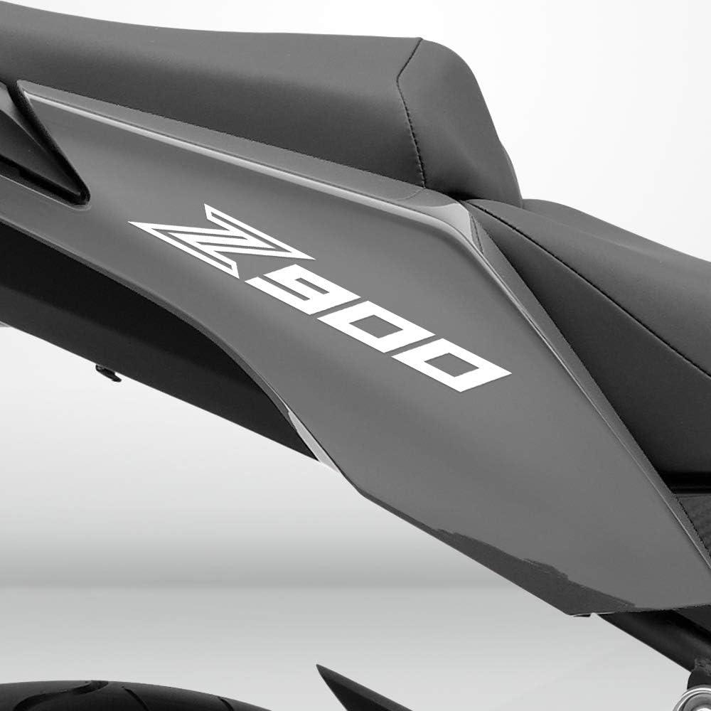 Negro Brillante Motocicleta Superbike Pegatinas Calcoman/ías Pack Impermeable Kawasaki Z900