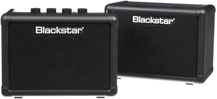Black Star 311737Fly Pack - Kit de amplificador estéreo y guitarra electrónica