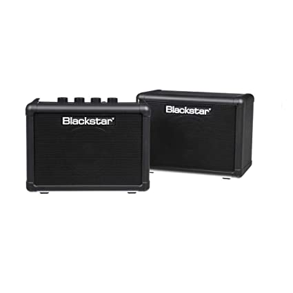 Black Star 311737 Fly Pack - Kit de amplificador estéreo y guitarra electrónica