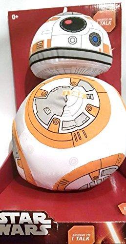 Star wars the Force Awakens large 12.5 inch talking BB-8 - Plush Force