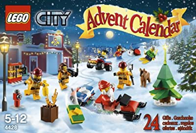 Lego 2012 City Advent Calendar 4428 by LEGO
