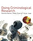 img - for Doing Criminological Research book / textbook / text book