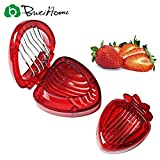 Convenient Durable Kitchen Tools Creative Strawberry Slicer Fruit Slicer Vegetable Fruit Tool Kitchen Accessories