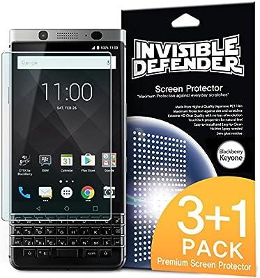 Ringke Blackberry KEYone Protector de Pantalla: Amazon.es: Electrónica