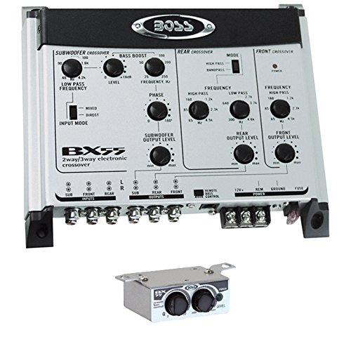 BOSS Audio...