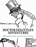 Doctor Dolittle's Adventures Hugh Lofting, Collection Novels, Hugh Lofting, 1500804088
