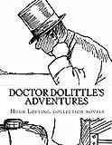 Doctor Dolittle's adventures   Hugh Lofting, collection novels