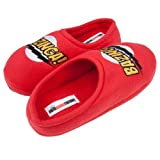 Big Bang Theory Bazinga Red Clog Slippers Medium