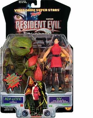 (Resident Evil 2 Platinum > Ada Wong Ivy Action Figure)
