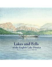 Lakes and Fells of the English Lake District: The Art of Jennifer Buxton