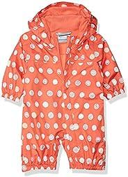 Columbia baby-boys Critter Jittersprinted Rain Suit