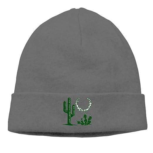 Good Looking PlantWarm Winter Hat Knit Beanie Skull Cap Cuff Beanie ... 44a853f36355