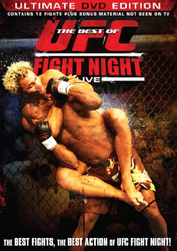 Ufc: Best Of Fight Night, used for sale  Delivered anywhere in USA