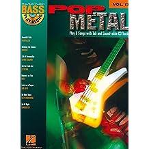 Pop Metal: Bass Play-Along Volume 17