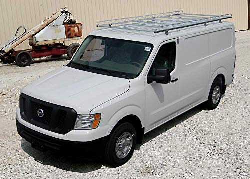 (Topper Manufacturing 10' Knock-Down Van Rack with 58