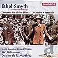 Smyth: Serenade in D / Concerto for violin, horn & orchestra