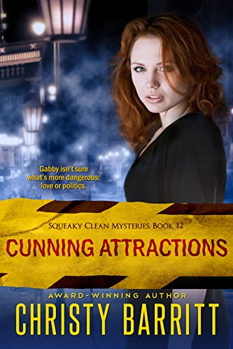 Cunning Attractions: Squeaky Clean Mysteries, Book 12