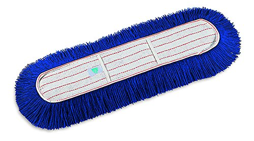 TTS 00000144  Fringe Acrylic, Pockets, 100  cm, Support in Cotton 100 cm TTS Cleaning (TTSCA)