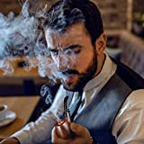 Joyoldelf Tobacco Pipes, Handmade Smoking Pipe with