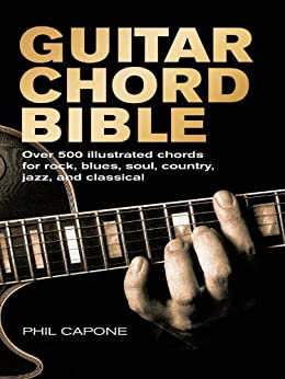 Guitar Chord Bible (Music Bibles) by [Capone, Phil]