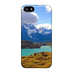 NsR2589gJqY Autumn Mount Fashion Tpu 5/5s Case Cover For Iphone