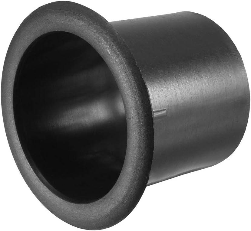 uxcell 2Pcs 52.8mm x 52mm Speaker Port Tube Subwoofer Bass Reflex Tube Bass Box Vent