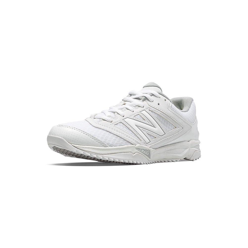 New Balance Turf 4040v1 Damen Softball Schuhe Schwarz Weiß