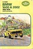 BMW 1600-2002 Series, 1967-1976, Jim Combs, 0892872861