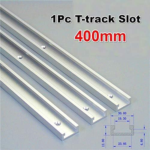 Aluminium T-tracks Slot Miter Track Alloy Bar Slider Table Saw Woodworking Tools