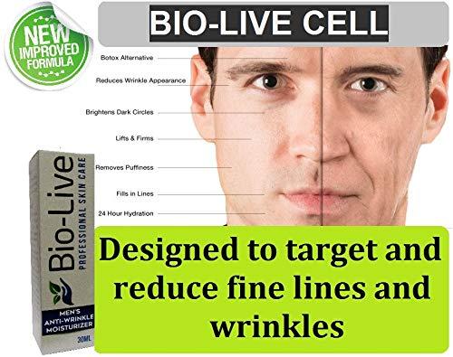 - BIO-LIVE CELL Anti Aging Men's Wrinkle Cell Regeneration