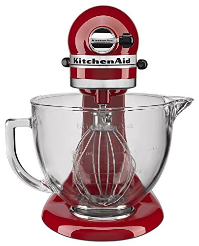 Kitchenaid Ksm105gbcer 5 Qt Tilt Head Stand Mixer With