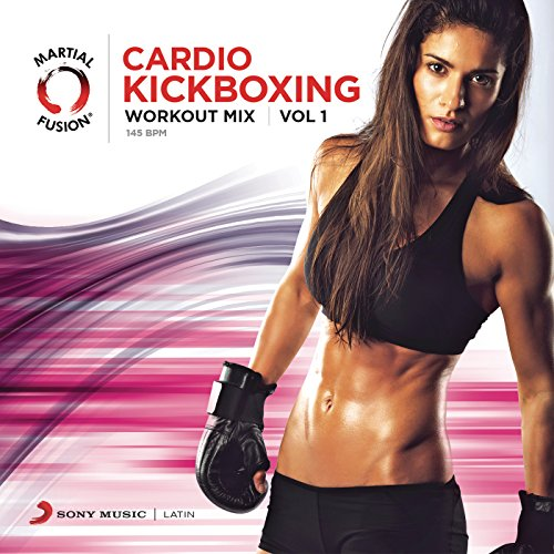 Cardio Kickboxing Workout Mix,...