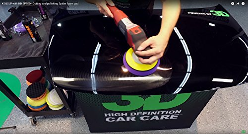 HD Speed All In One Polish/Wax - 32 oz. | Clear Coat Car Polish and Wax in One | Paint Protection, Swirl Correction | Made in USA | All Natural | No Harmful Chemicals by HD High Definition Car Care (Image #3)