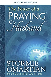 Book Cover: The Power of a Praying® Husband Large Print