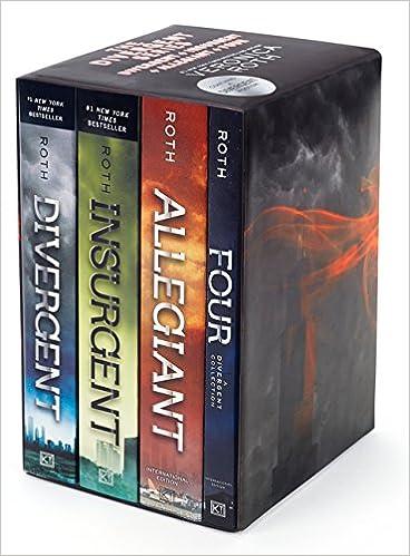 Divergent Series Ultimate Paperback Box Set: Amazon.es: Libros