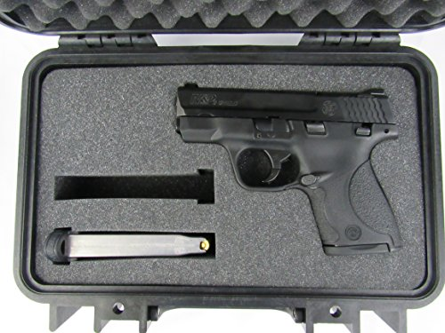 Pelican Case 1170 with Custom Foam Insert for Smith & Wesson