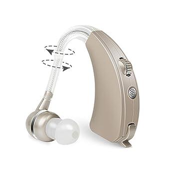 LOERO Audífono personal oído mini amplificador interno