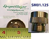 SpigotMaster ~Vacuum Breaker Adapter~ Turns an