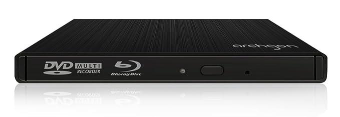 54 opinioni per Archgon Star masterizzatore Blu-ray esterno (lettore) USB 3.0 alu nero