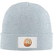 Oct Bitcoin Rich Comfort \r\nWinter Beanie Hat Women Men Winter Watch Cap Ski Slouchy Hats