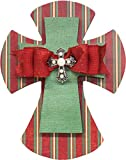 The Faith Collection Christmas Cross, 14''