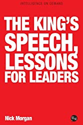 The King's Speech (Insights From Great Business Minds)